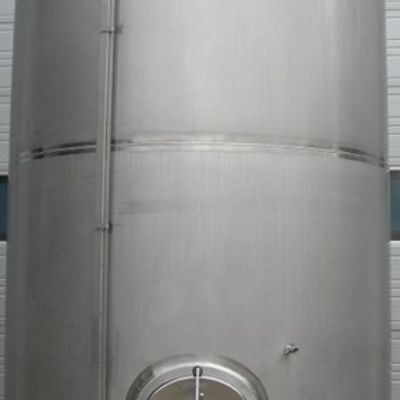 Single-layer steel tank   5000 liters