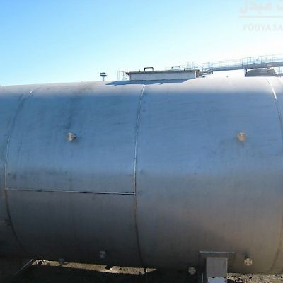 100,000-liter single-layer steel tank