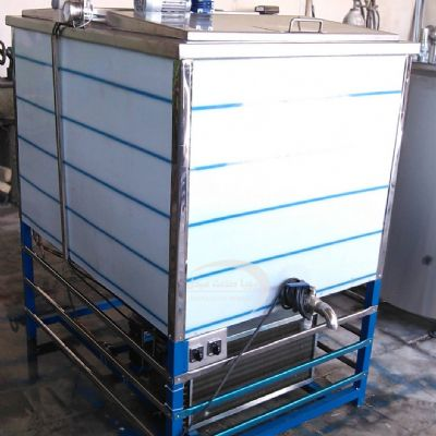 1000 liters milk cooler