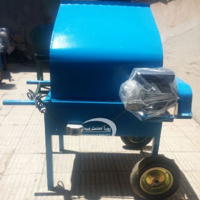 Chopper forage 500 kg single-phase