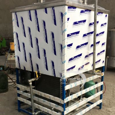Ice bank 500 liters