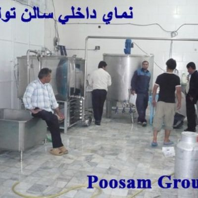 List of traditional dairy production equipment 100 to 500 liter